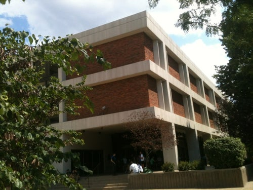 White Hall Classroom Building