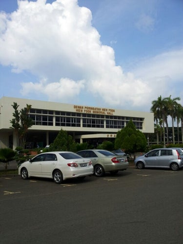 Sabah Chinese High School