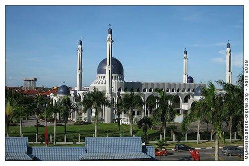 Masjid Al-Sultan Ismail Petra
