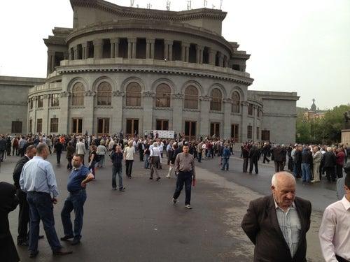 Freedom Square | Ազատության հրապարակ