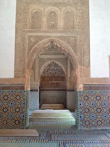 Saadian Tombs | قبور السعديين