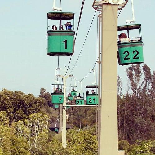 Skyfari Aerial Tram