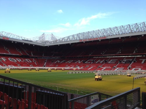 Manchester United Museum & Trophy Room