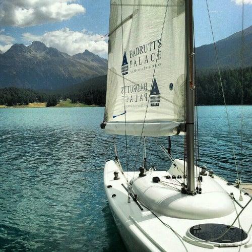 St. Moritzersee / Lake St. Moritz