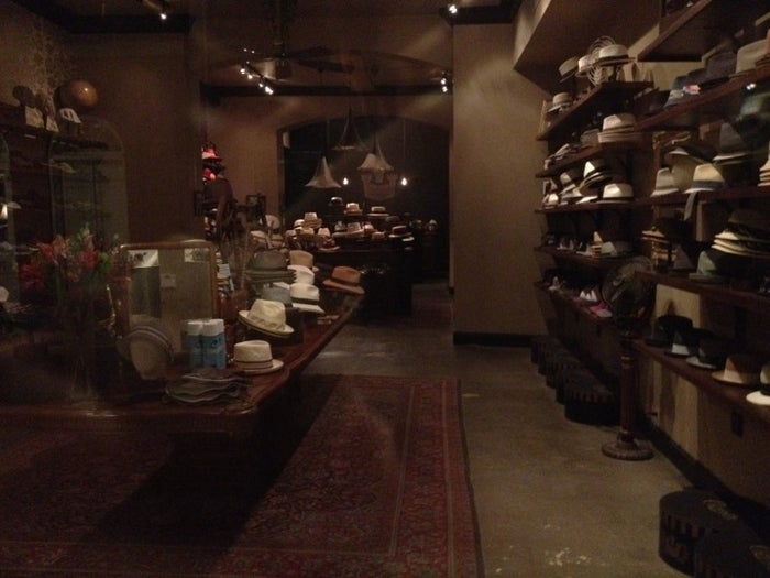 5f82b11c9468a Goorin Bros. Hat Shop - French Quarter - 709 Royal St New Orleans LA ...