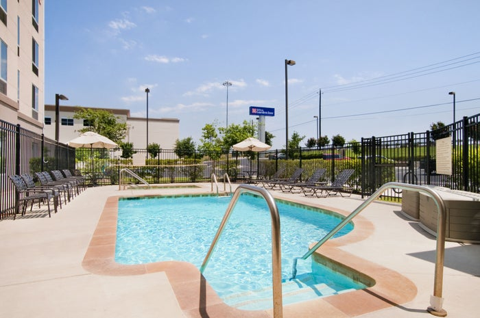 there - Hilton Garden Inn Austin North
