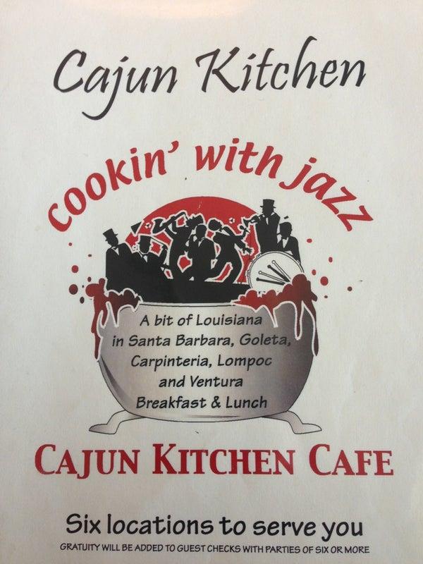 Cajun Kitchen Lompoc