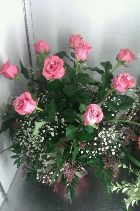 Anna's Flowers,