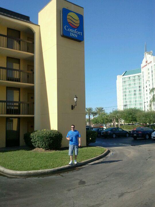 Quality Inn Universal Studios - I Drive Area,