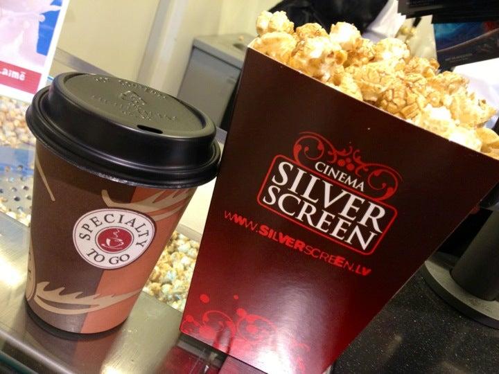 Silver Screen Cinema