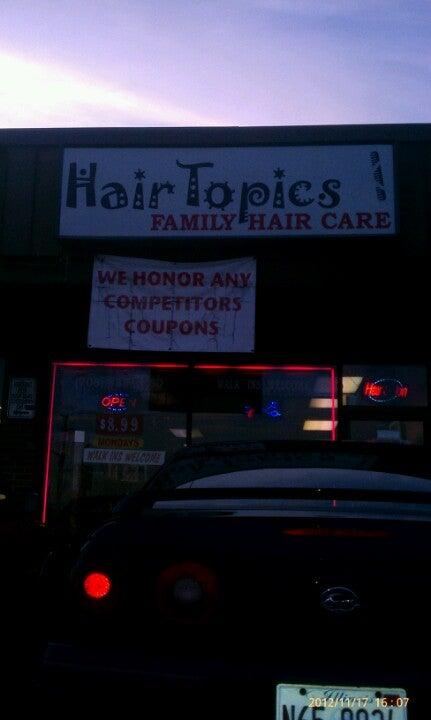 Hair Topics,