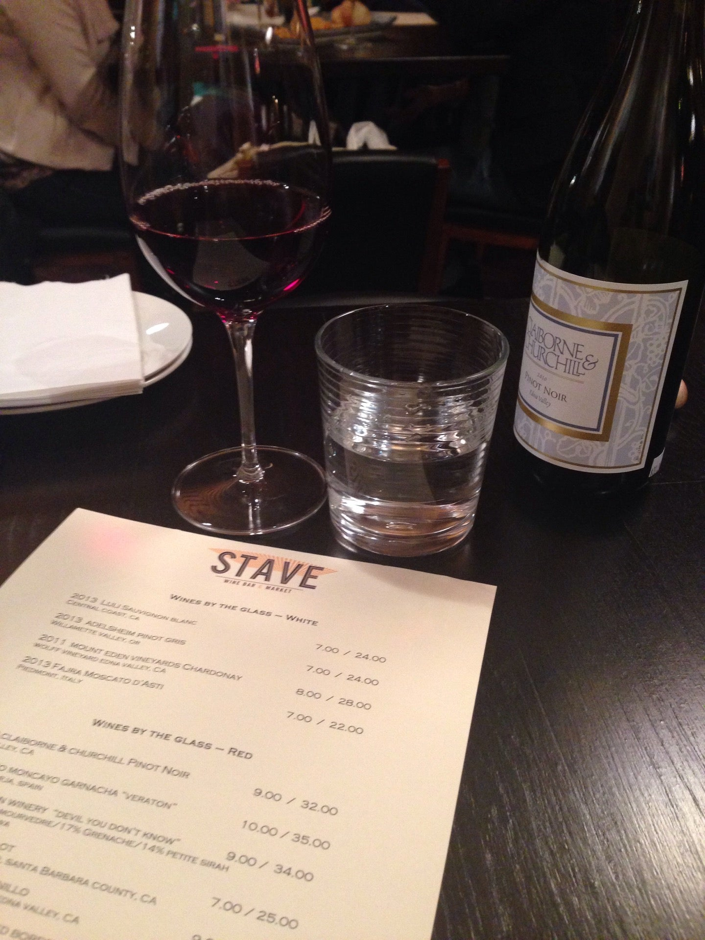 Stave Wine Bar & Market