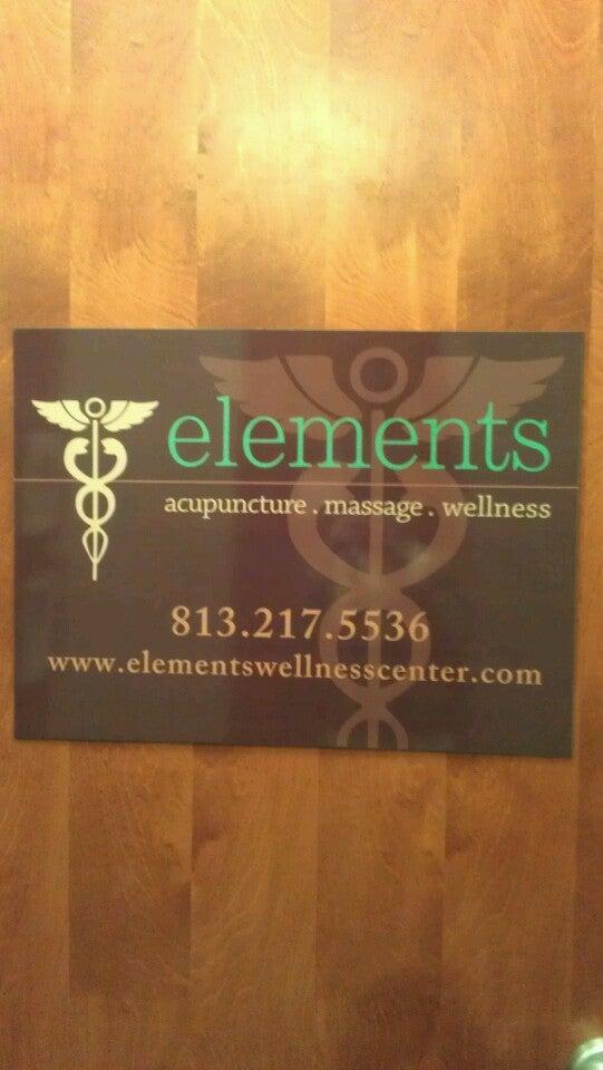 Elements Wellness Center,