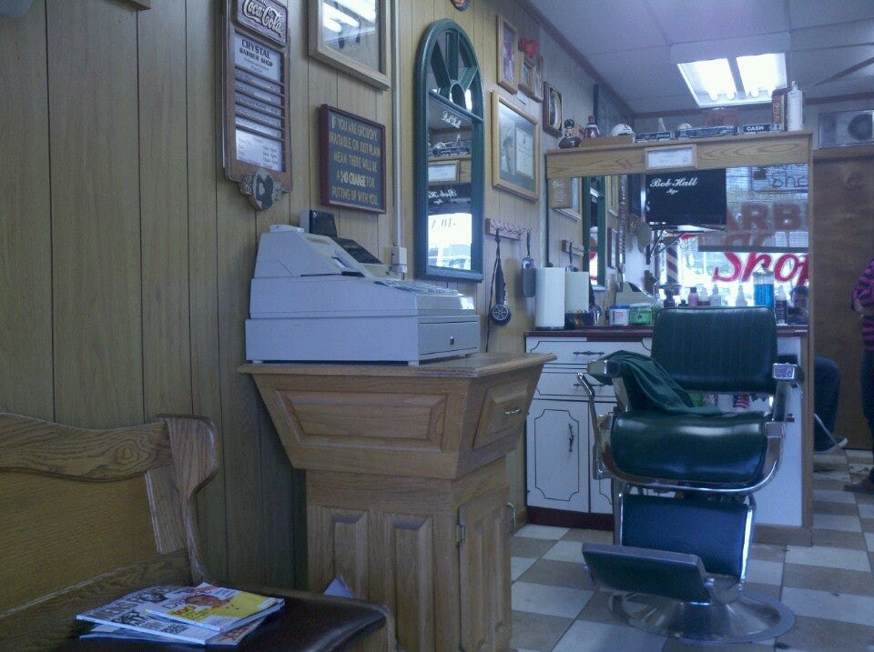 Crystal Barber Shop,