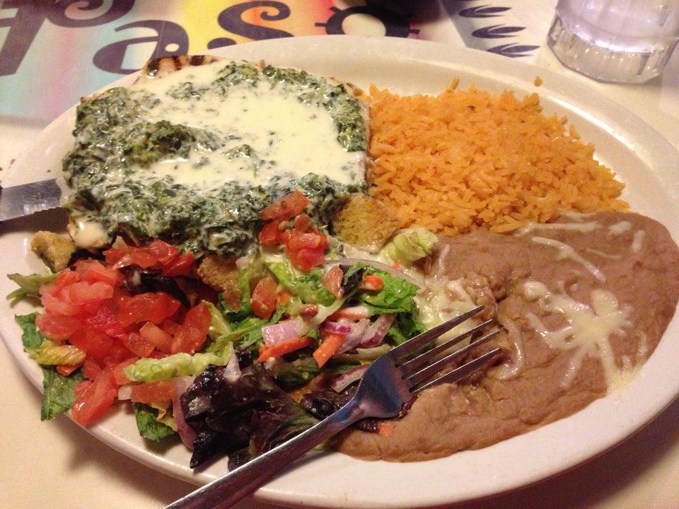 El Paso Mexican Restaurant,