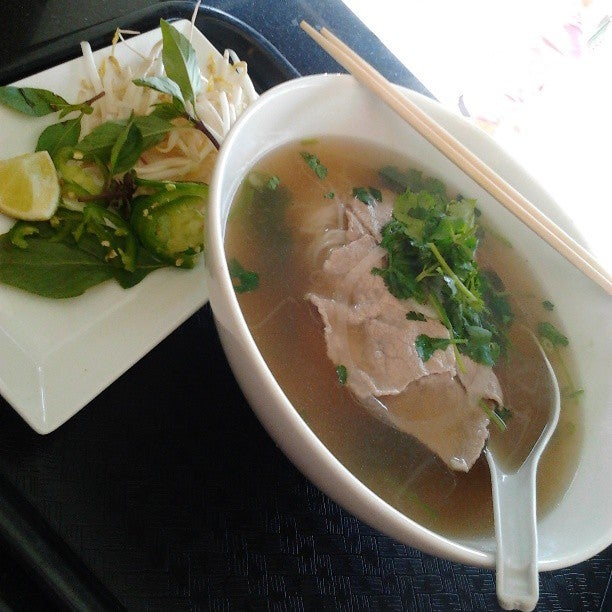 SPRING & SPROUT, banh mi, noodles, soup,pho
