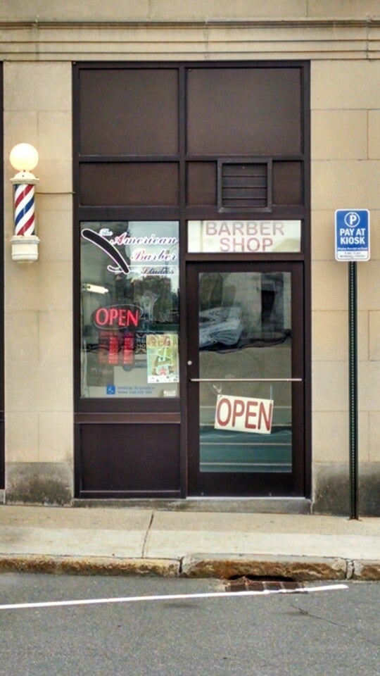 The American Barber Studios,barber shop,facial massage,great haircuts,hair color,warm lather shave with a straight razor