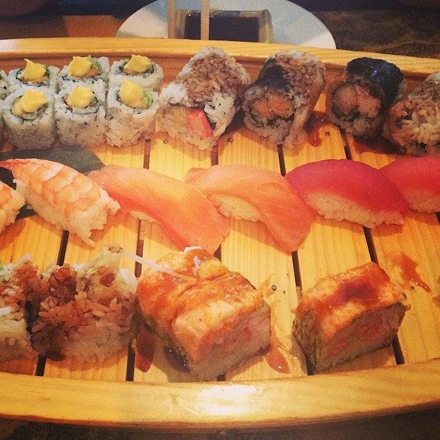 Ginmiya Inc,sushi