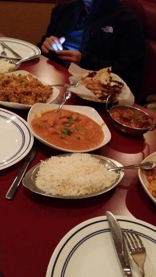 Bombay Sitar Restaurant,
