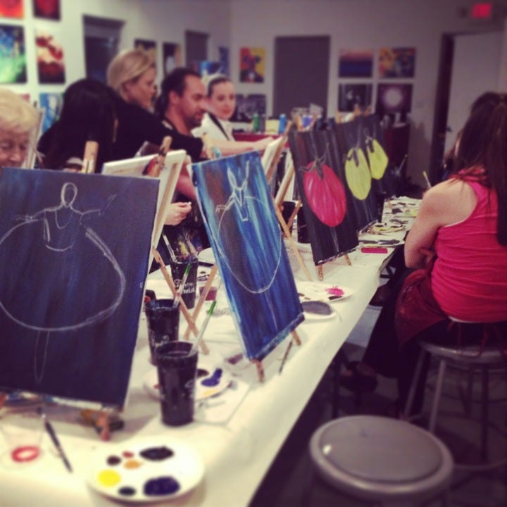 PAINTING WITH A TWIST LLC,art,painting
