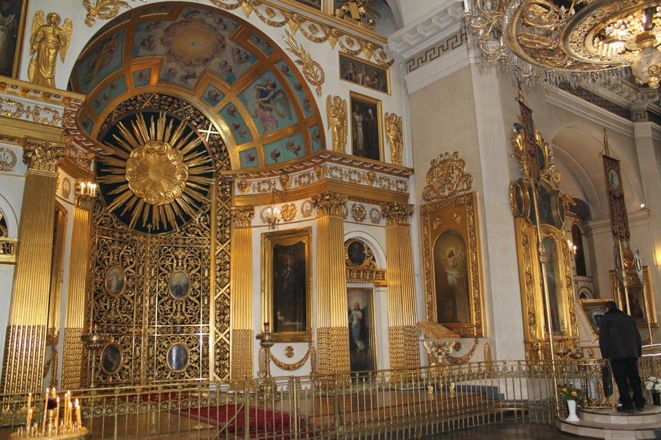 санкт-петербург спасо-преображенский собор фото