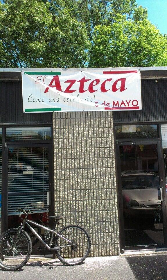 El Azteca,bar,beer,burrito,salsa,tacos
