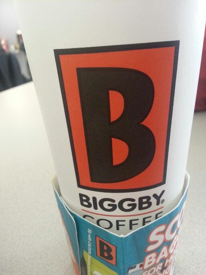 BIGGBY COFFEE,