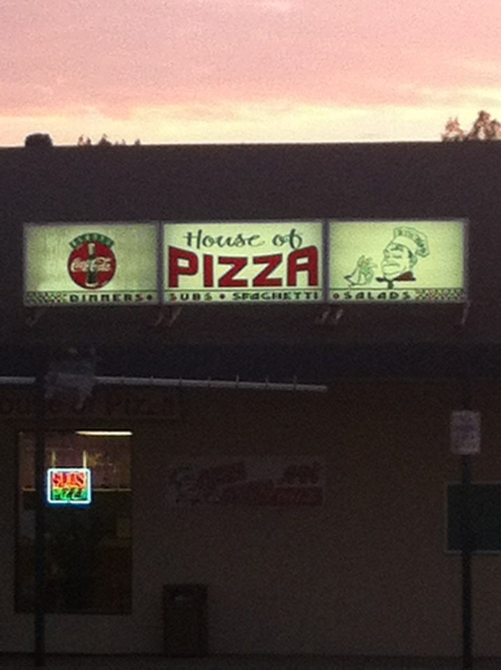 MILLINOCKET HOUSE OF PIZZA,