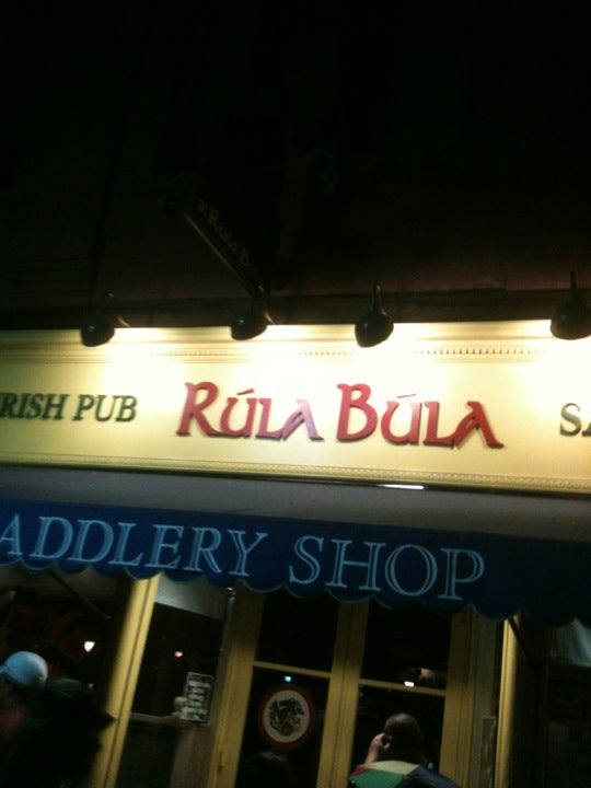 Rúla Búla Irish Pub and Restaurant