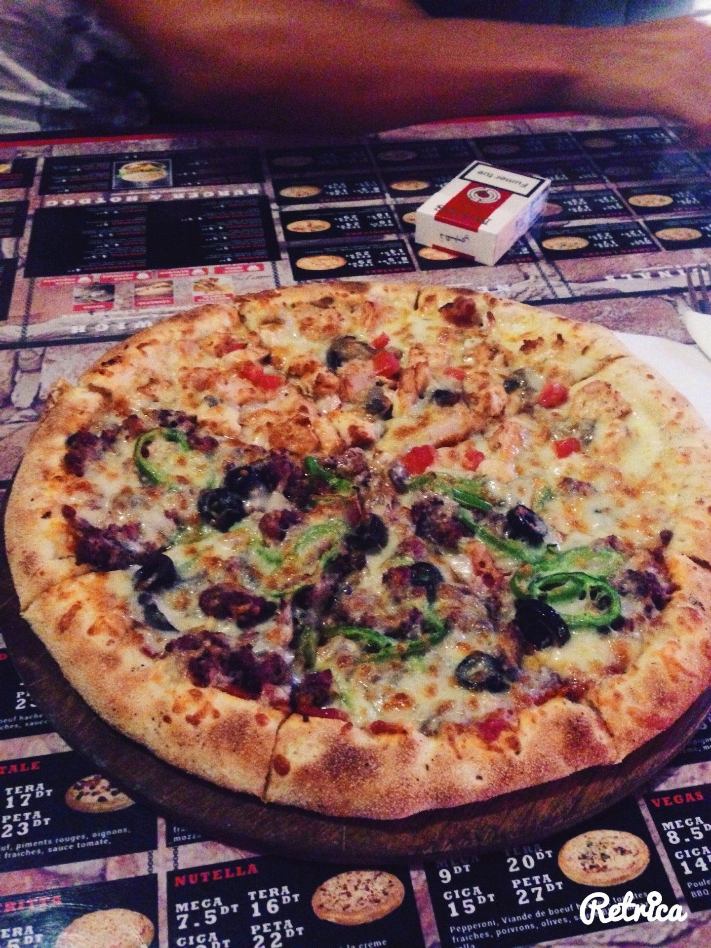 Farm Ranch Pizza El Aouina