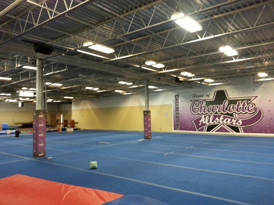 Isc Gymnastics And Cheerleading,