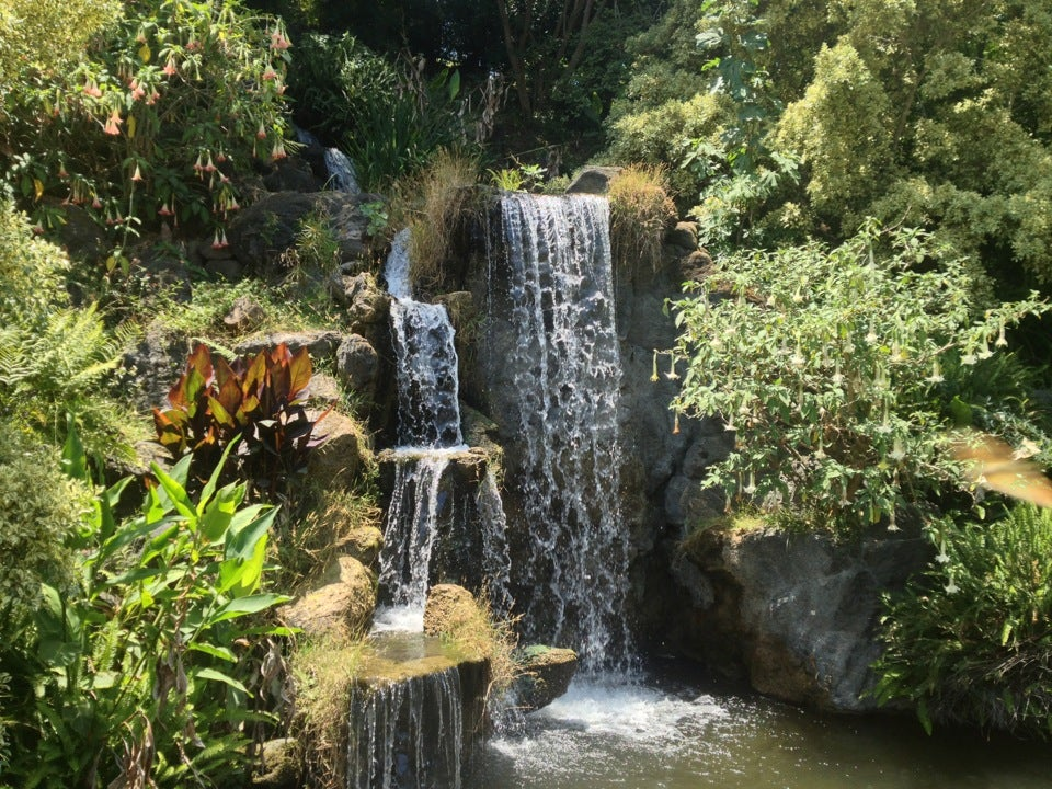 Los Angeles County Arboretum Botanic Garden Los Angeles