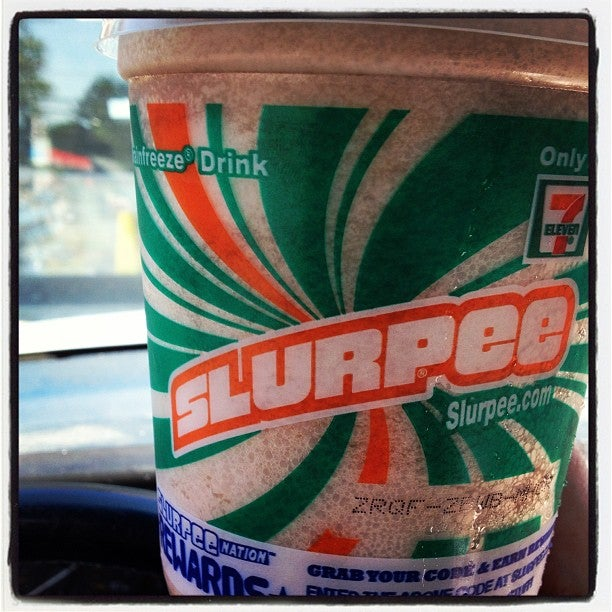 7-Eleven, candy, chips, desserts, ice cream,coffee
