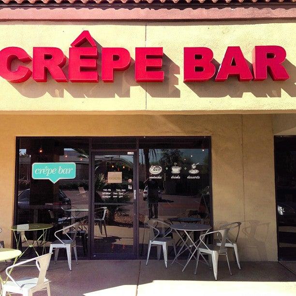 Crêpe Bar