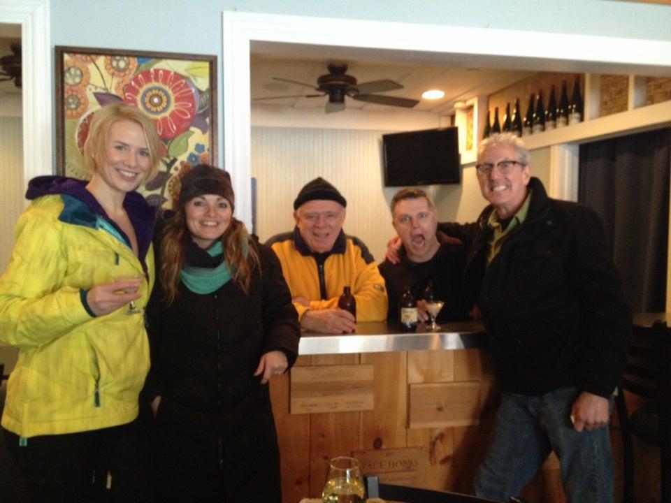 Channel Wine Bar,