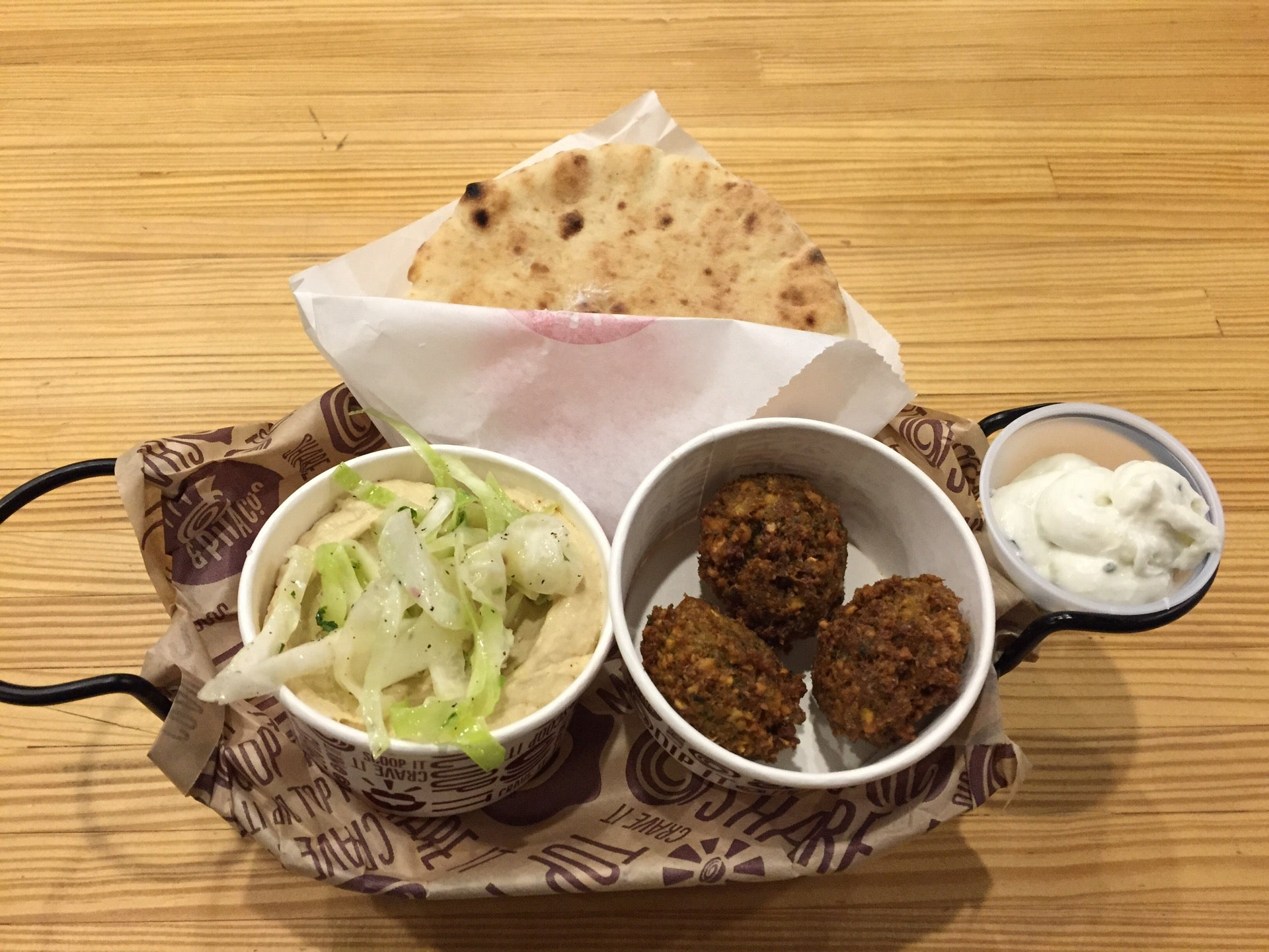 The Hummus & Pita Co,