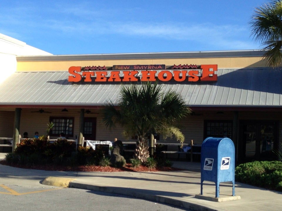 New Smyrna Steakhouse,