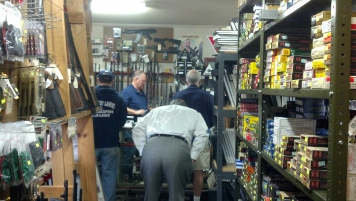 Reloader's Bench, ammo, gun shop, guns, reloading,gun