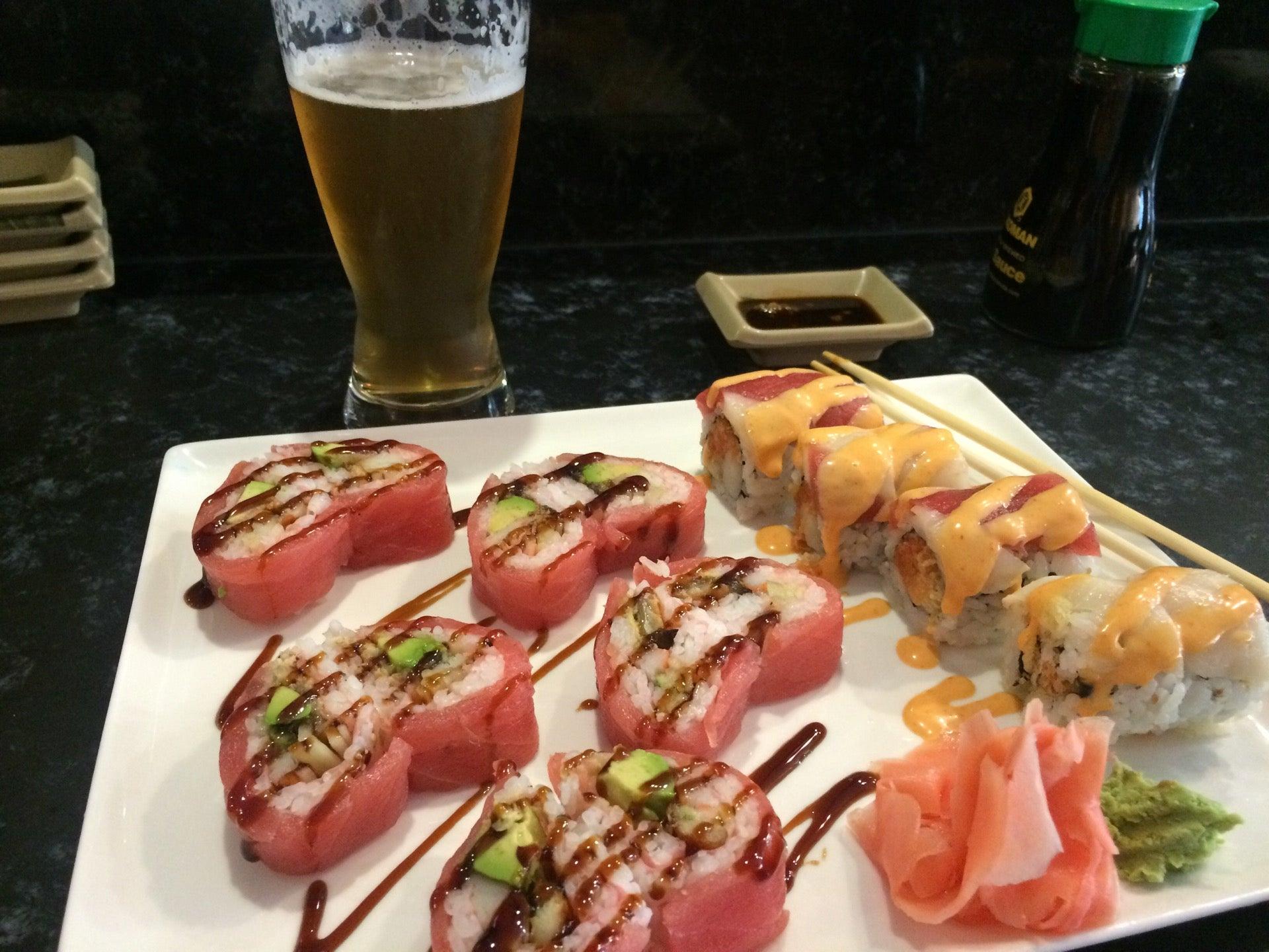 Katana Restaurant,hibachi,sushi