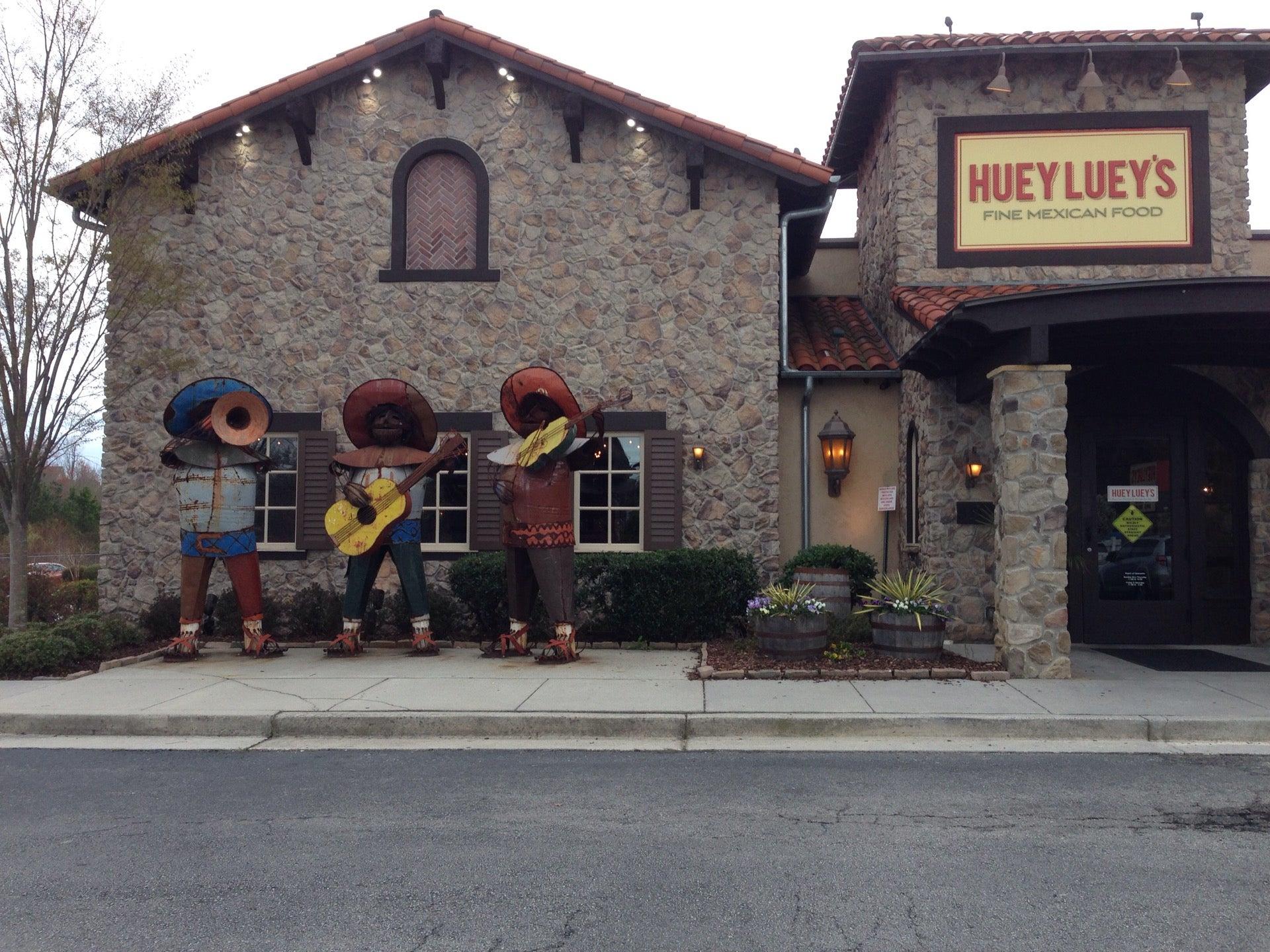 Huey Luey's,