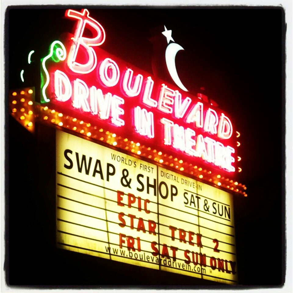 Boulevard Drive-In Theatre