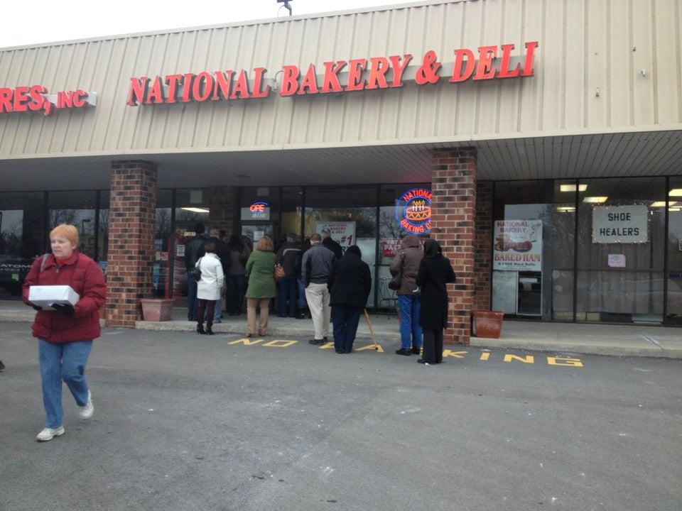 National Bakery & Deli,100 things,bakery,breads,deli