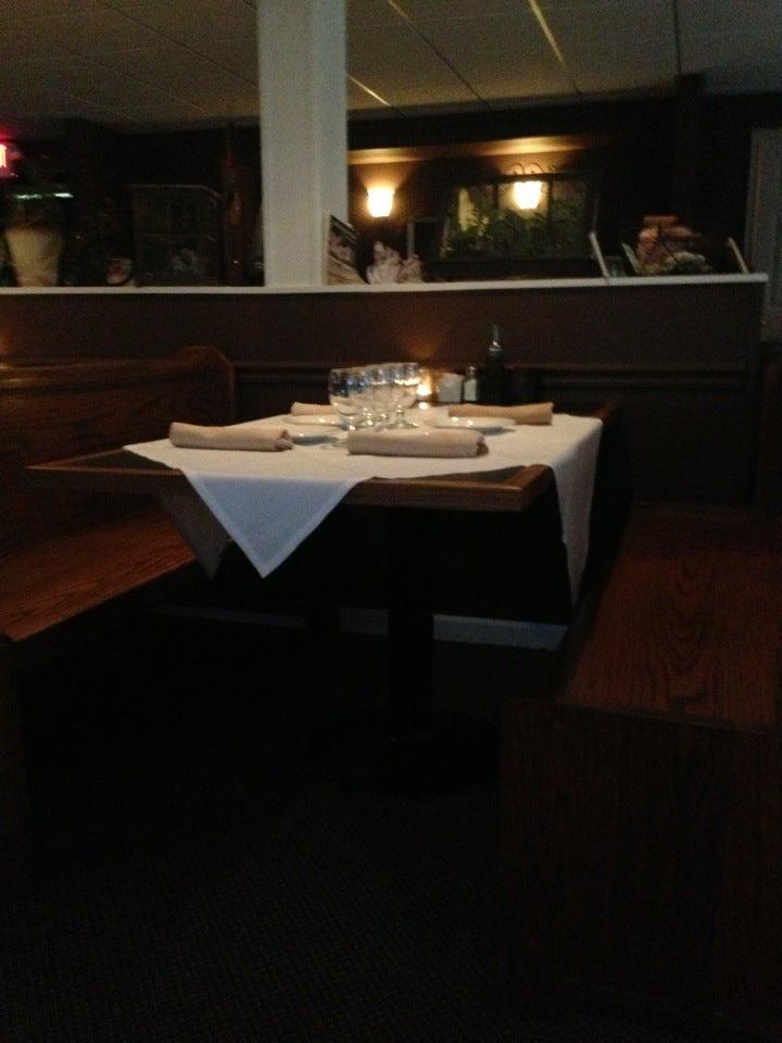 The Beach House Restaurant,