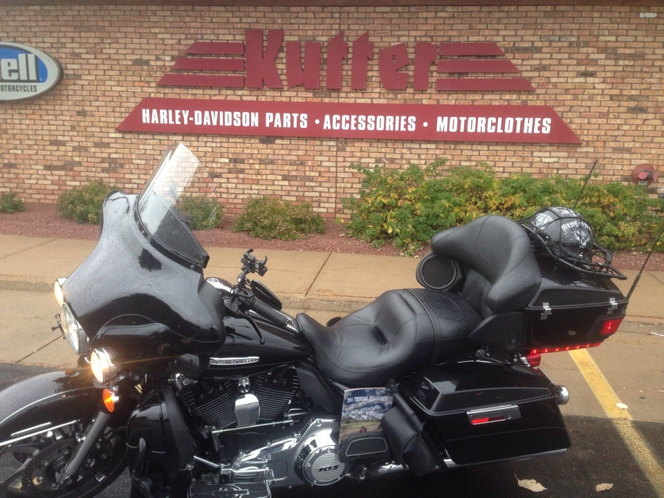 Boardtracker Harley Davidson,