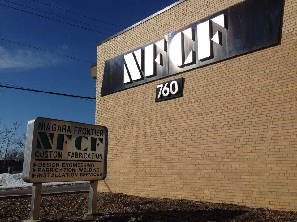 Niagara Frontier Custom Fabrication Incorporated,
