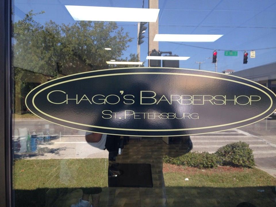 Chago's Barbershop,