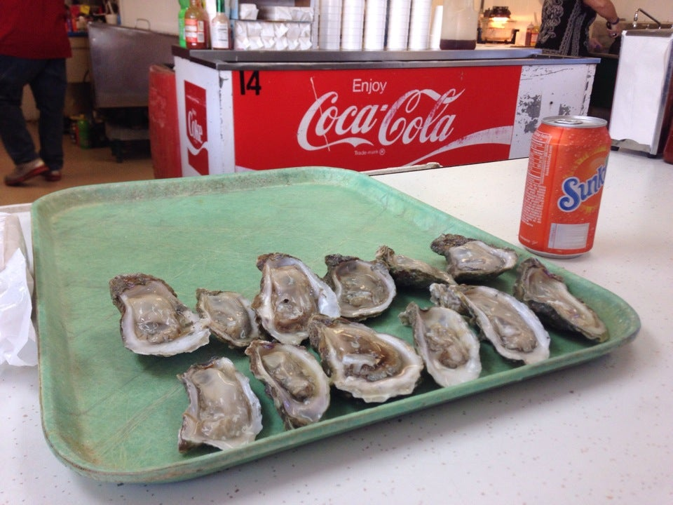 The Oyster Bar,