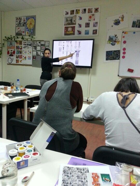 Сибирская школа дизайна красноярск