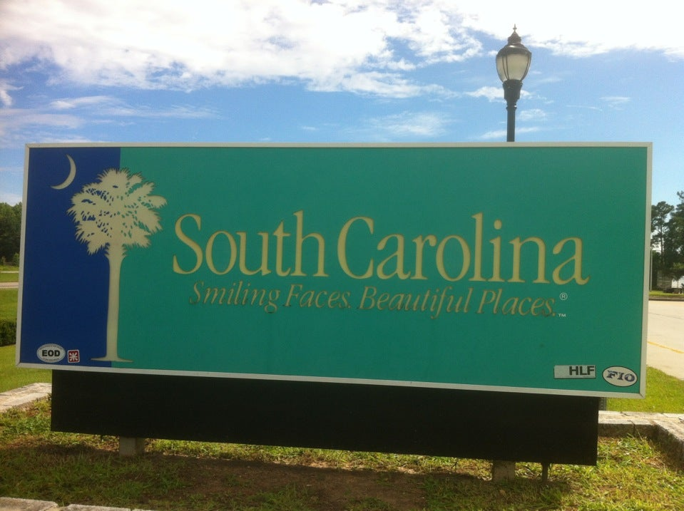 SOUTH CAROLINA WELCOME CENTER,
