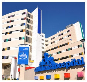 All Children's Hospital,